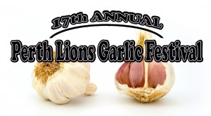 Perth Garlic Festival @ Perth Fairgrounds | Perth | Ontario | Canada