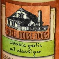 classic Garlic label