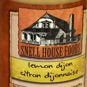 Lemon Dijon Label