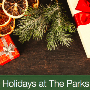 Holidays at The Parks @ Wesley Clover Parks | Ottawa | Ontario | Canada